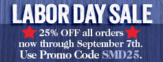 2015 Labor Day Sale