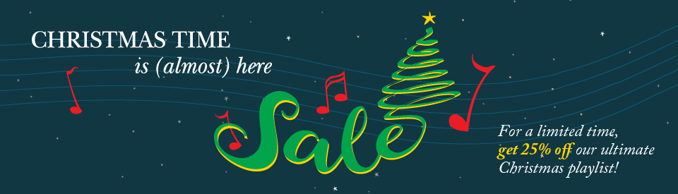 Christmas Time is (Almost) Here Sale